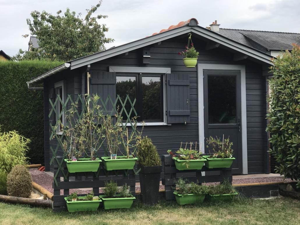 Abri de jardin Maisonelle : la référence qualité depuis 49 ans