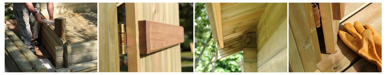 le traitement du bois par autoclave pour nos abris de. Black Bedroom Furniture Sets. Home Design Ideas