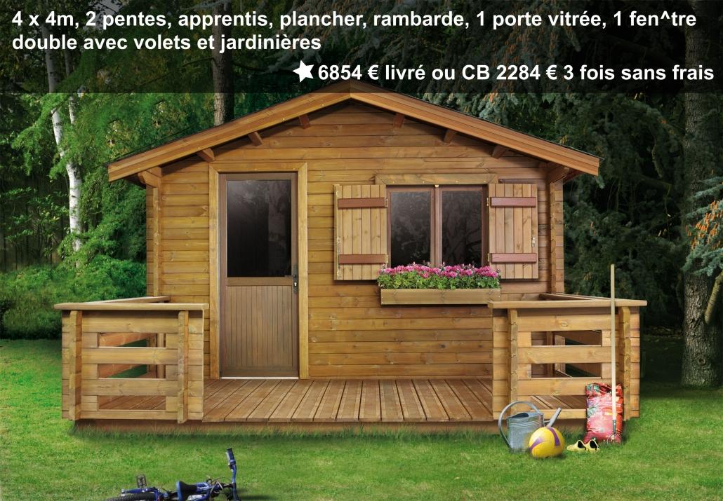 Chalet De Jardin Avec Terrasse Cartier Love Online